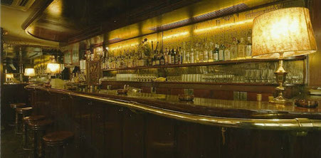 Boadas Coctelería - один из лучших коктейль-баров в центре Барселоны