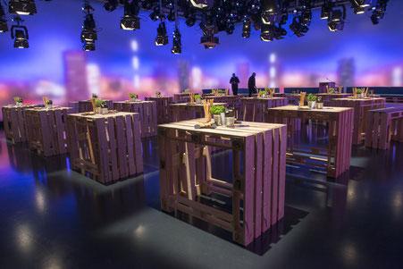 Bistrotisch -  Möbelverleih für Events
