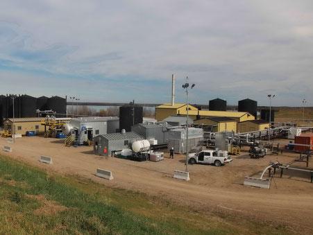 In-Situ Oil Facility
