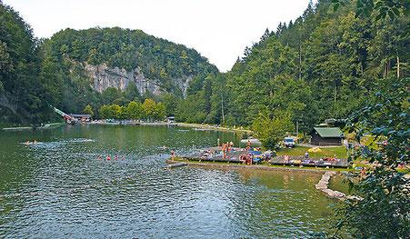 Luegsteinsee Oberaudorf