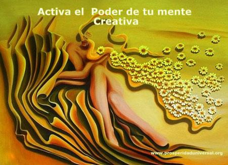UTILIZA ESTAS AFIRMACIONES DIARIAS PODEROSAS PARA ACTIVAR EL PODER  DE LA MENTE CREATIVA - PROSPERIDAD UNIVERSAL