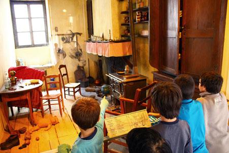 Musée du Quercorb - La Cuisine