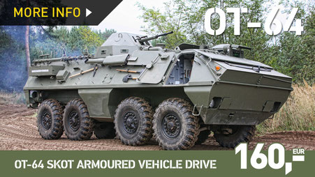 OT-64 SKOT ARMOURED VEHICLE DRIVE