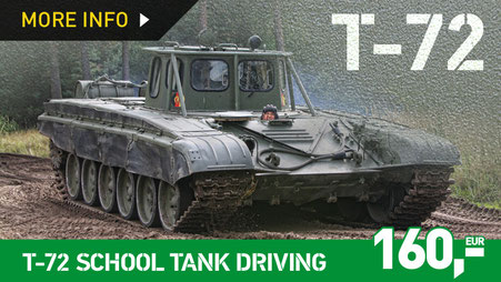 T-72 FAP SCHOOL TANK DRIVING