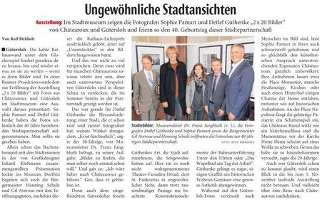 12/10/2017 : Stadt Gütersloh