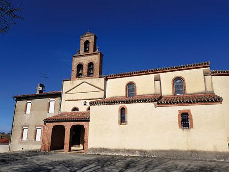 Eglise de Toutens