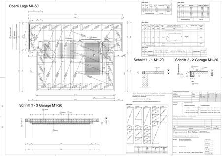 Beliebt Tragwerksplaner für Holzbau - Statik für Holzbau Stahlbau VI41