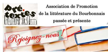 Détail d'un visuel de la page Facebook de l'association Pré-Textes