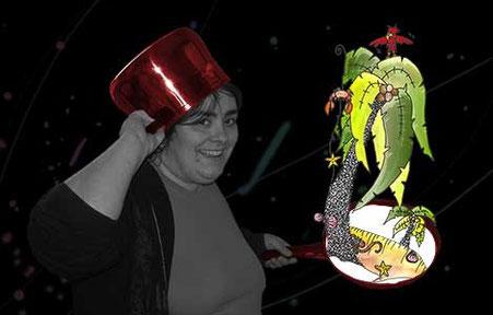 Cloé Perrotin la chef créative de votre communication illustrée