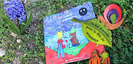 Début de la mise en couleurs du tome 3 des aventures de Zip le lutin réalisée par l'illustratrice Cloé Perrotin