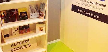 """Le livre """"J'ai récité et dessiné avec Mamy"""" de Fany Vereecken avec la participation de l'illustratrice Cloé Perrotin à """"Livre Paris"""" 2016"""