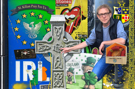 artblow - GEORG HIEBER - Ireland by bus - Irland - Sehen und leben