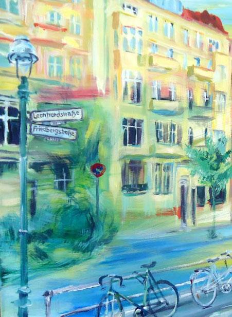 Friedbergstrasse . AUFTRAGSARBEIT
