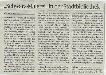 Rheinische Post 09.11.2016