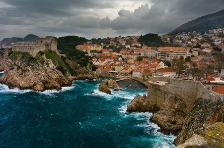 Dubrovnik top things to do - Lovrjenac  - Copyright Victor Gonzalez