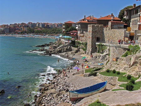 Best things to do in Sozopol - Southern Fortress Wall and Tower