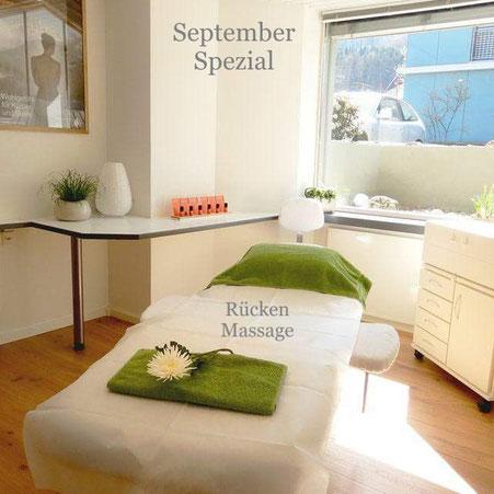 Monats Spezial, Massage, Steffisburg, Thun