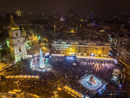 Chrismas in Kyiv