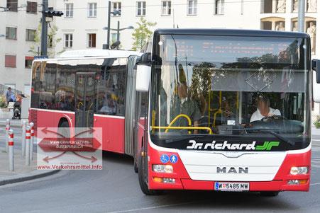 Linie 34a Wien Verkehrsmittel österreich
