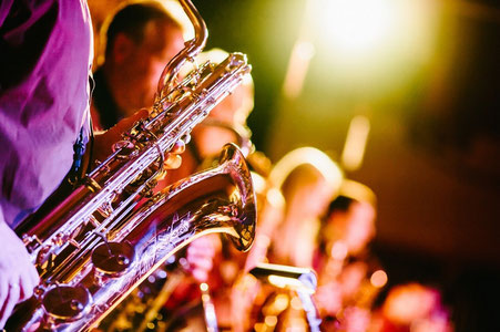 professionelle Orchesteraufnahme