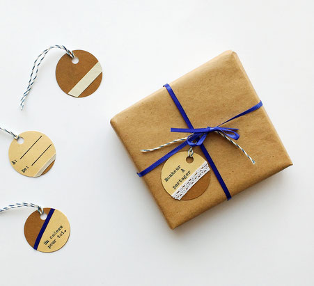 Gift tags, click on the picture to find out more!