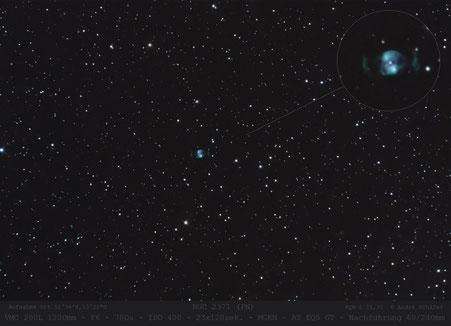 NGC 2371  , PN