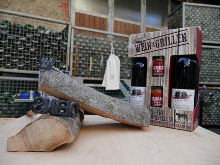 Das Grillpaket von Weingut A. Keller
