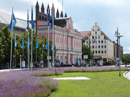 Rostock City Hall Germany private city tours