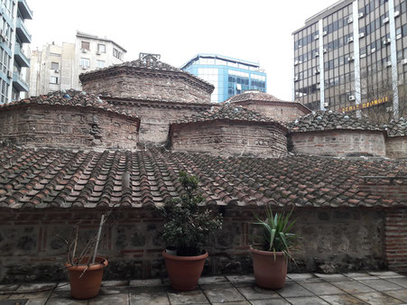 Old Thessaloniki Architecture Greece private city tour