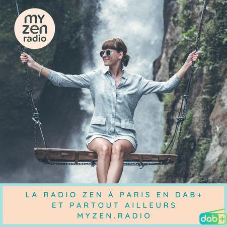 MyZen Radio en DABplus à Paris