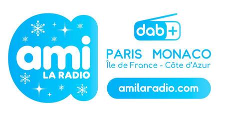AMI la radio en DABplus à Paris et Côte d'Azur