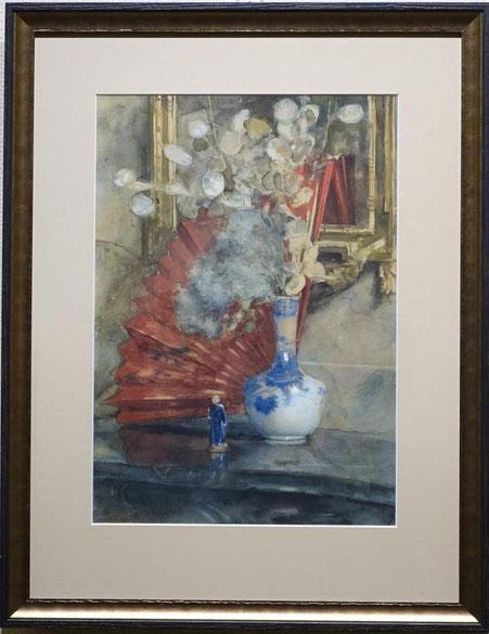 te_koop_aangeboden_een_aquarel_kunstwerk_van_de_nederlandse_kunstschilder_ernst_witkamp_1854-1897_haagse_school