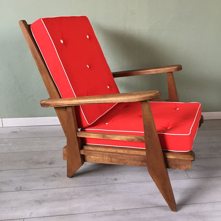 Fauteuil freespan vers 1960