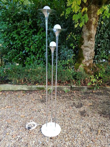 Regianni lampadaire Trumpet vers 1970
