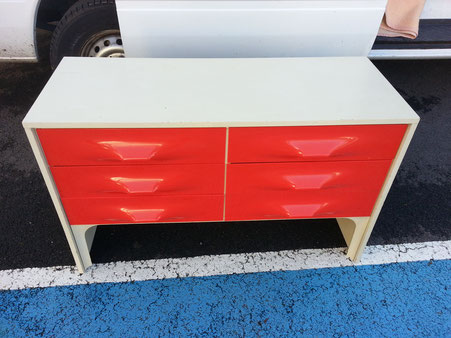 Raymond Loewy Commode DF2000 1965