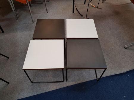 Pierre Guariche Tables basses Volante édition Steiner vers 1950