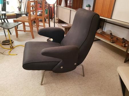 Fauteuil Delfino édition arflex 1955 erberto carboni zanuso