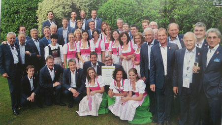 Der FIS Vorstand wählte Seefeld zum Austragungsort der Nordischen SKI WM 2019