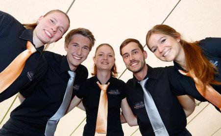 Team Restaurant Fischerstuben