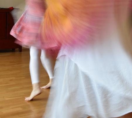 Yoga Dance im Berhotel Sterna / Feldis