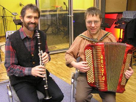 Duo Fidelio - Hans Blum und Peter Berchtold