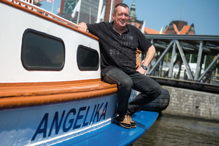 Entdecken Sie mit Ralf Glitscher den beeindruckenden Hamburger Hafen.