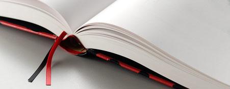 PUR-Klebegebundene Broschuren
