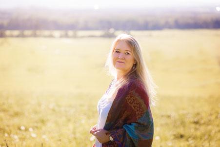 Mentaltrainerin Melanie Holzner