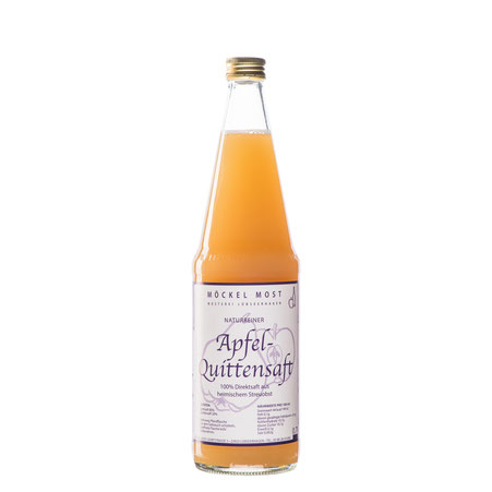 Möckel Most Apfelsaft Quittensaft Saft Gourmetsaft