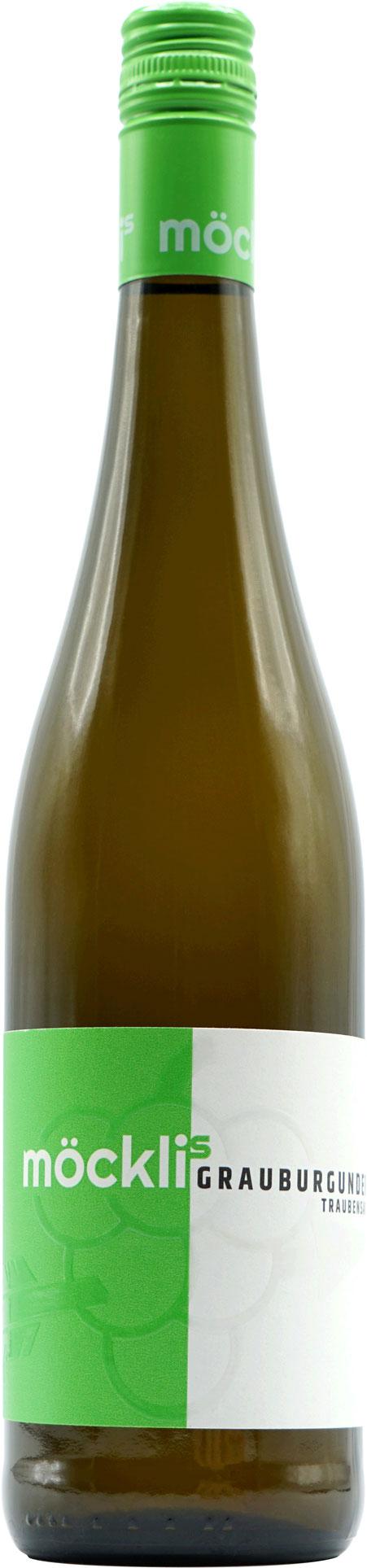 Grauburgunder Traubensaft Saft sortenreiner Saft alkoholfrei Gourmetsaft