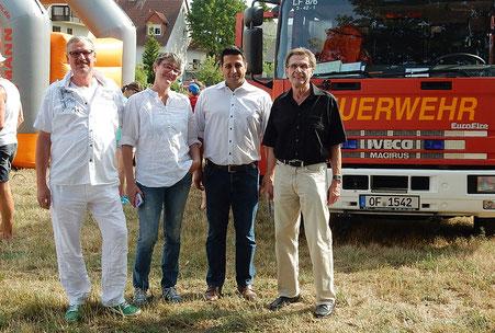 Feuerwehrfest in Rembrücken