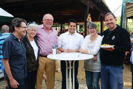 Sommerfest des Obst- und Gartenvereins Heusenstamm am 26.07.15