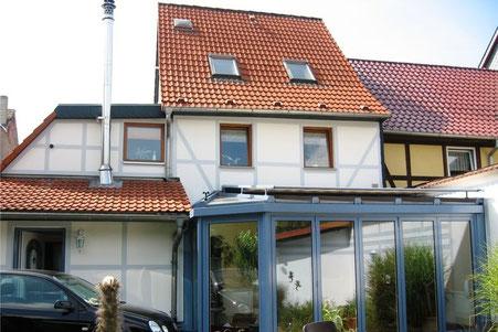 Dach sauber