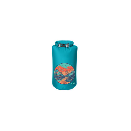 Outdoor Research Alpenglow Graphic Dry Sack 10L